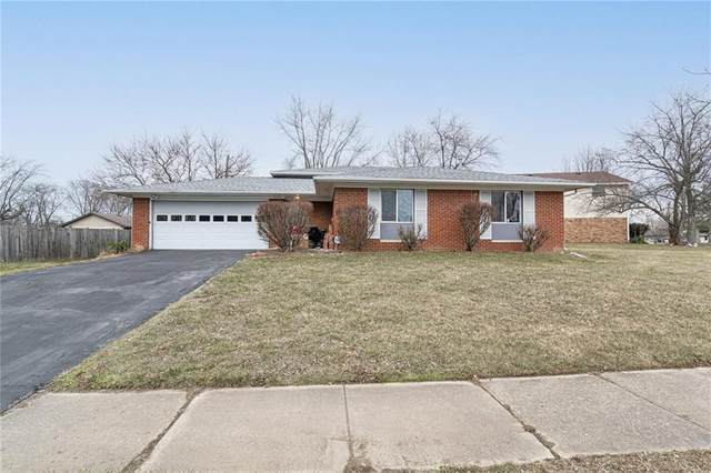 9204 Stardust Drive, Indianapolis, IN 46229 (MLS #21760392) :: Mike Price Realty Team - RE/MAX Centerstone