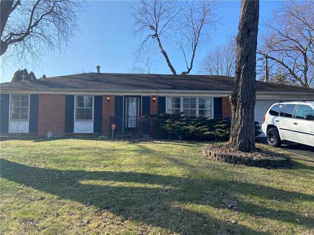 1924 Schwier Court, Indianapolis, IN 46229 (MLS #21760417) :: Mike Price Realty Team - RE/MAX Centerstone