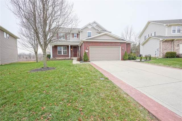 11177 Guy Street, Fishers, IN 46038 (MLS #21760433) :: Realty ONE Group Dream