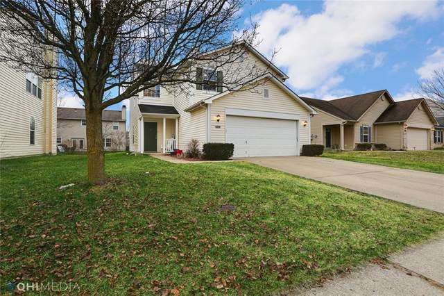 10525 Northern Dancer, Indianapolis, IN 46234 (MLS #21760442) :: Realty ONE Group Dream