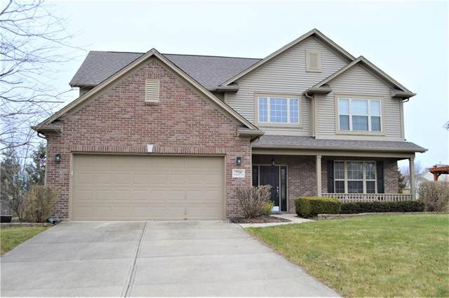 7724 Highridge Drive, Indianapolis, IN 46259 (MLS #21760450) :: The Indy Property Source