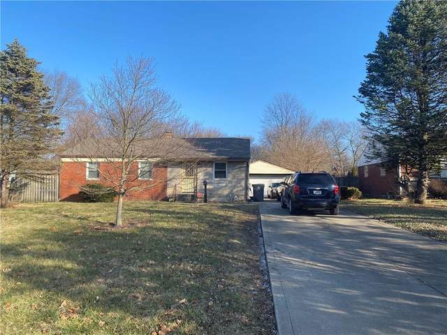 4325 N Irvington Avenue, Indianapolis, IN 46226 (MLS #21760458) :: Mike Price Realty Team - RE/MAX Centerstone