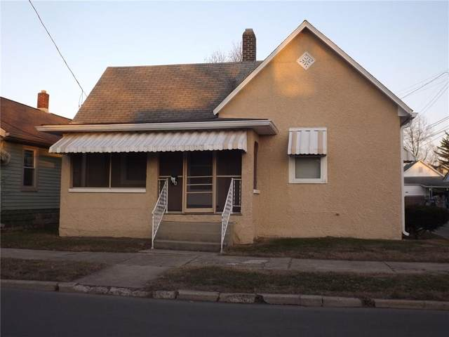 718 S Tompkins Street, Shelbyville, IN 46176 (MLS #21760470) :: The Indy Property Source