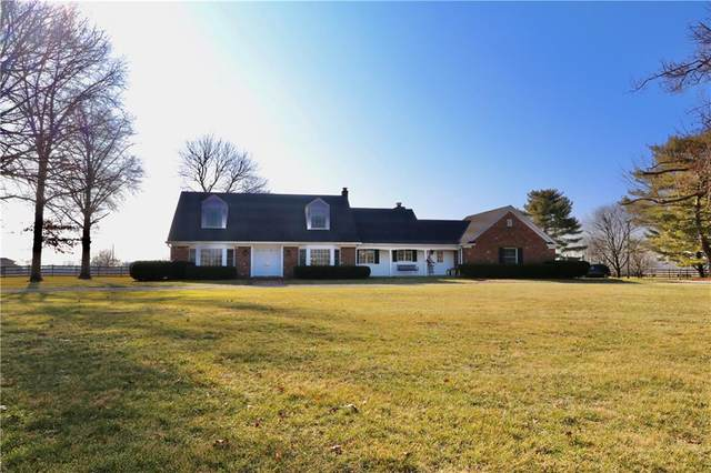 7549 W Co Road 275 N, Boggstown, IN 46110 (MLS #21760473) :: The Indy Property Source