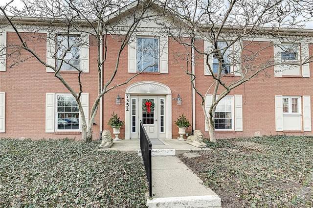 7352 Lions Head Drive A, Indianapolis, IN 46260 (MLS #21760507) :: Realty ONE Group Dream