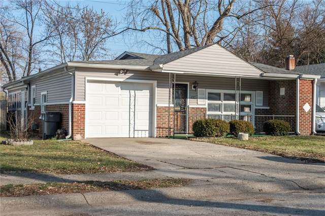 3530 E Morris Street, Indianapolis, IN 46203 (MLS #21760517) :: The Evelo Team