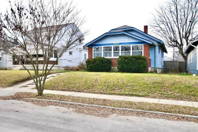 2738 Allen Avenue, Indianapolis, IN 46203 (MLS #21760527) :: Mike Price Realty Team - RE/MAX Centerstone