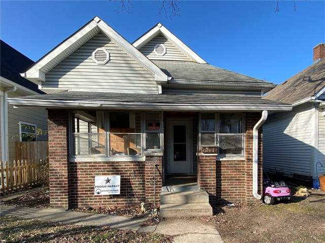 830 Villa Avenue, Indianapolis, IN 46203 (MLS #21760528) :: The Indy Property Source