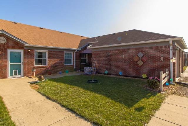 164 Andrews Boulevard, Plainfield, IN 46168 (MLS #21760531) :: Realty ONE Group Dream