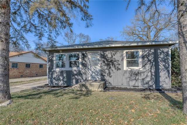 5736 E 16TH Street, Indianapolis, IN 46218 (MLS #21760533) :: Realty ONE Group Dream