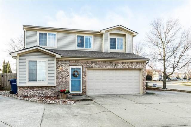 9977 Worthington Boulevard, Fishers, IN 46038 (MLS #21760549) :: The Indy Property Source