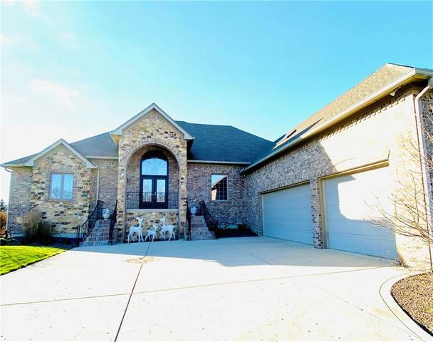 4890 Benthaven Drive E, Bargersville, IN 46106 (MLS #21760562) :: Heard Real Estate Team | eXp Realty, LLC