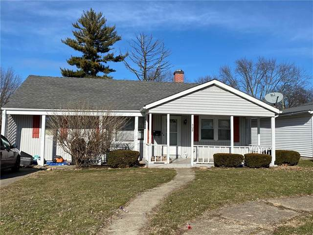908 Cottage Avenue, Crawfordsville, IN 47933 (MLS #21760565) :: Mike Price Realty Team - RE/MAX Centerstone
