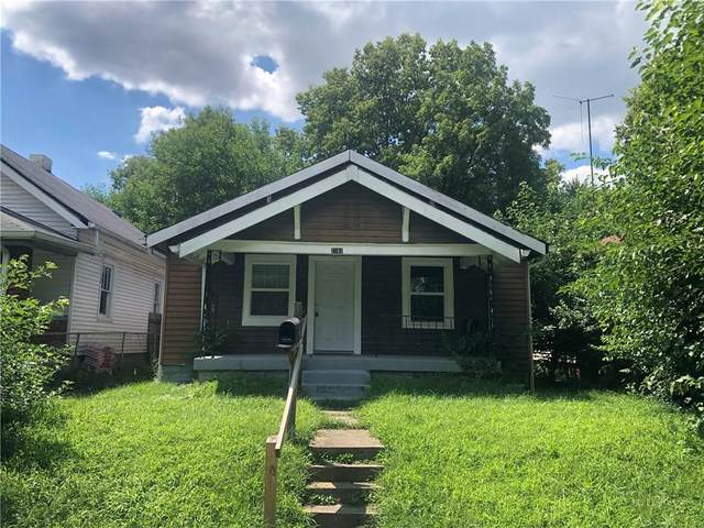 2162 N Dexter Street, Indianapolis, IN 46202 (MLS #21760584) :: The Evelo Team