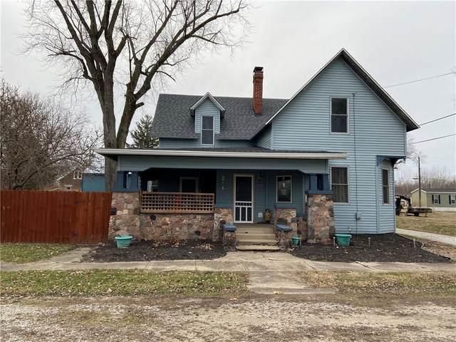 1043 N Washington Street, Montezuma, IN 47862 (MLS #21760598) :: Mike Price Realty Team - RE/MAX Centerstone
