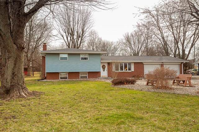 1037 W Main Street, Greenwood, IN 46142 (MLS #21760621) :: The Indy Property Source