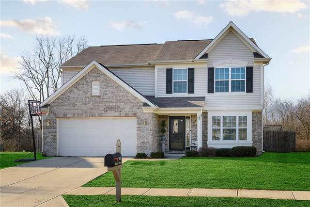 5830 Blair Place, Indianapolis, IN 46254 (MLS #21760650) :: Mike Price Realty Team - RE/MAX Centerstone