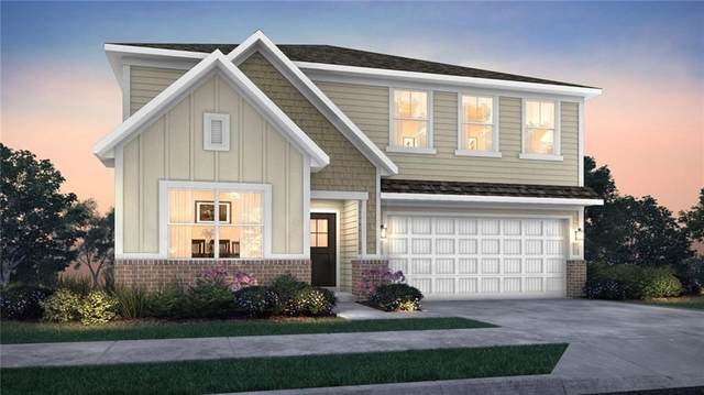 8626 Winton Place, Pendleton, IN 46064 (MLS #21760655) :: The Evelo Team