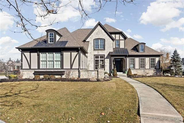 5326 Randolph Crescent, Carmel, IN 46033 (MLS #21760660) :: AR/haus Group Realty