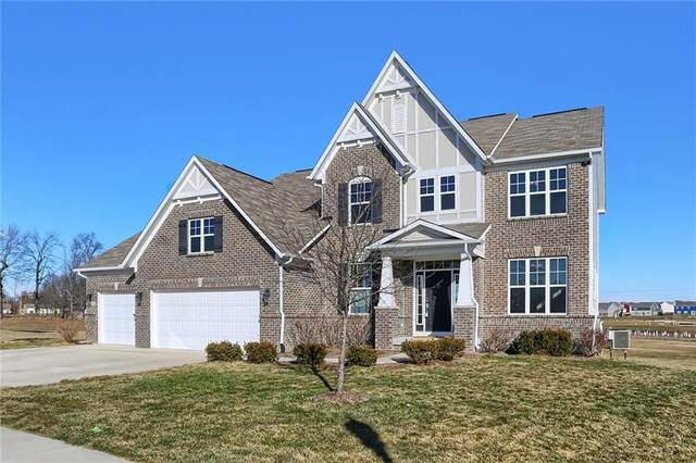 1236 Colinbrook Circle, Greenwood, IN 46143 (MLS #21760675) :: Mike Price Realty Team - RE/MAX Centerstone