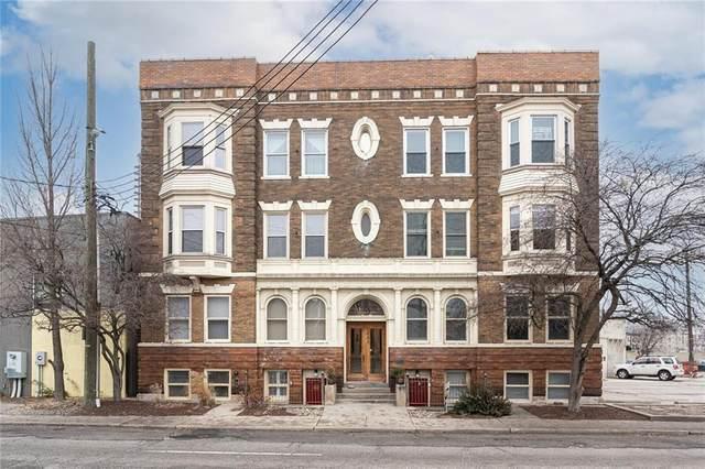 643 Fort Wayne Avenue E, Indianapolis, IN 46204 (MLS #21760676) :: Corbett & Company