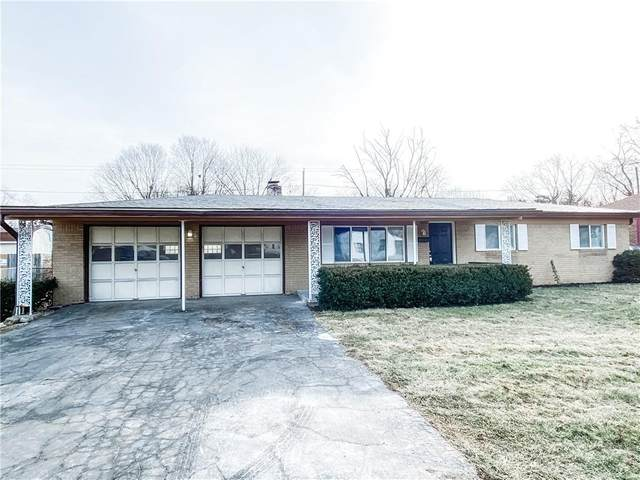 1965 N Ritter Avenue, Indianapolis, IN 46218 (MLS #21760678) :: The Evelo Team