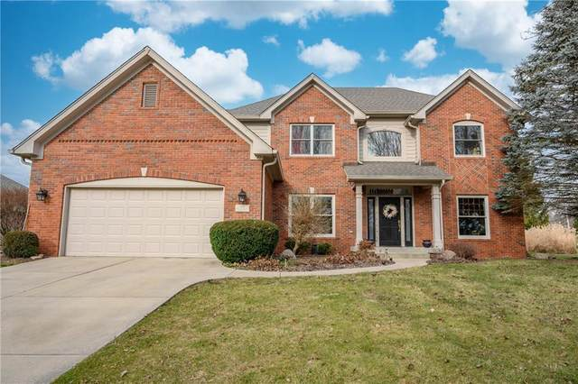 4030 Brockton Manor North Drive, Greenwood, IN 46143 (MLS #21760683) :: Heard Real Estate Team | eXp Realty, LLC