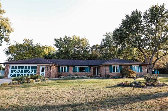 10973 Golf View Drive, Indianapolis, IN 46234 (MLS #21760687) :: Realty ONE Group Dream