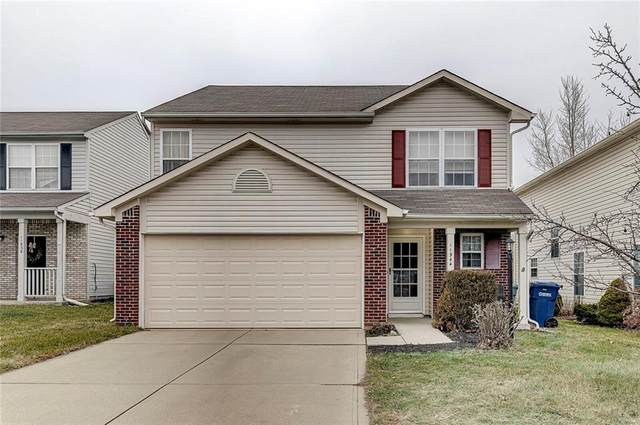 11944 Locus Lane, Noblesville, IN 46060 (MLS #21760718) :: The Indy Property Source