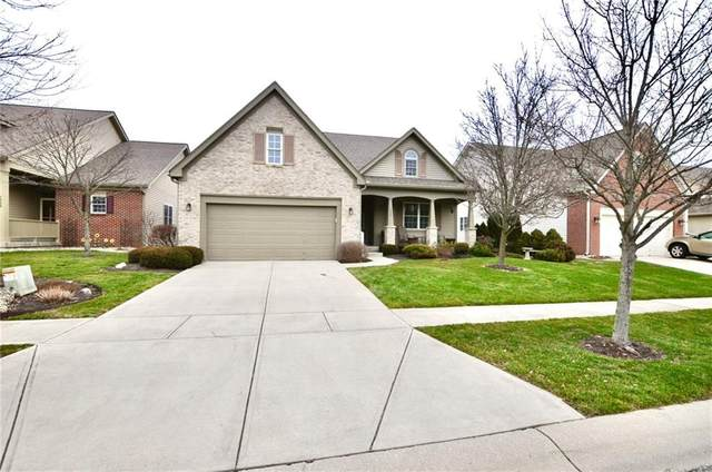1338 Annapolis Drive, Westfield, IN 46074 (MLS #21760722) :: David Brenton's Team