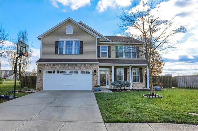 2953 Angelina Drive, Indianapolis, IN 46203 (MLS #21760728) :: Mike Price Realty Team - RE/MAX Centerstone