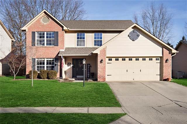 11397 Wilderness Trail, Fishers, IN 46038 (MLS #21760735) :: AR/haus Group Realty