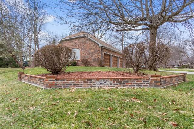7475 Runningbrook Court, Indianapolis, IN 46254 (MLS #21760740) :: Mike Price Realty Team - RE/MAX Centerstone