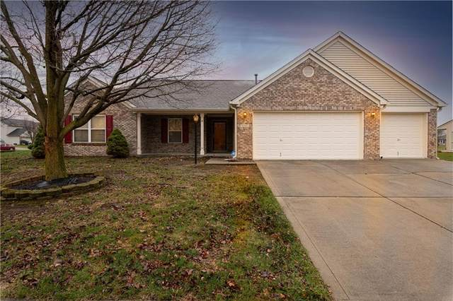 11847 Brocken Way, Indianapolis, IN 46229 (MLS #21760744) :: Mike Price Realty Team - RE/MAX Centerstone