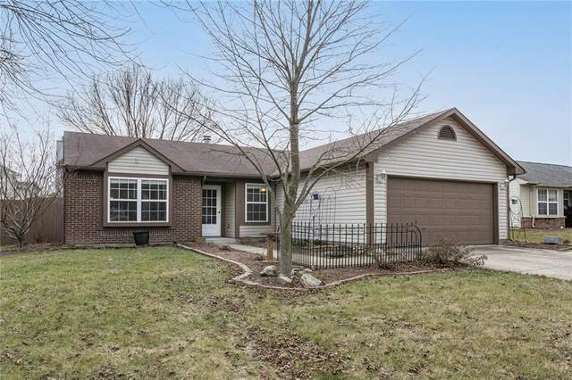 6413 Belfry Way, Indianapolis, IN 46237 (MLS #21760748) :: The Indy Property Source