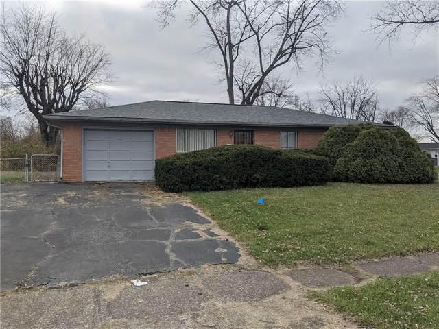 7825 Ridgewood Drive, Indianapolis, IN 46226 (MLS #21760757) :: Richwine Elite Group