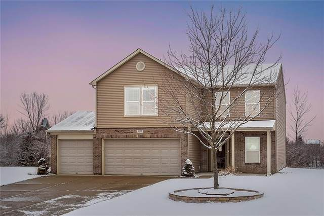 8512 Adams Mills Place, Camby, IN 46113 (MLS #21760761) :: Realty ONE Group Dream