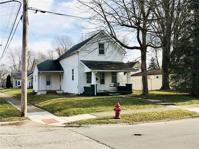 327 N Noble Street, Greenfield, IN 46140 (MLS #21760763) :: AR/haus Group Realty