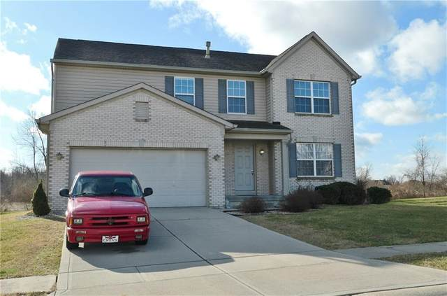 10415 E Gladeview Court, Indianapolis, IN 46239 (MLS #21760765) :: Dean Wagner Realtors