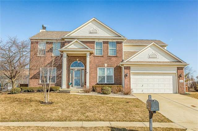 1616 Megan Drive, Carmel, IN 46074 (MLS #21760766) :: The Indy Property Source