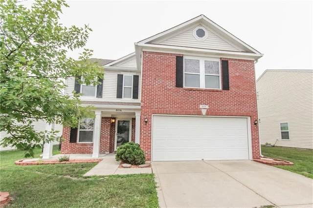 8056 Crackling Lane, Indianapolis, IN 46259 (MLS #21760798) :: Corbett & Company