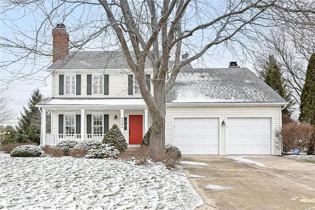 9240 Briar Drive, Lapel, IN 46051 (MLS #21760801) :: Realty ONE Group Dream