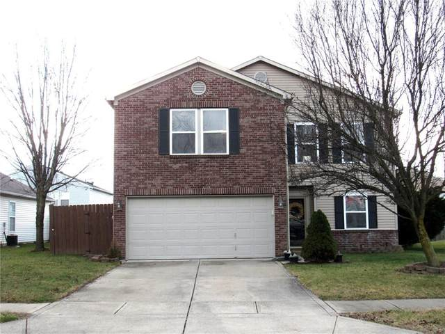 8839 Limberlost Court, Camby, IN 46113 (MLS #21760807) :: The Evelo Team