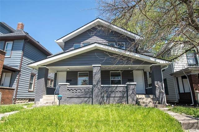 4120 E Washington Street, Indianapolis, IN 46201 (MLS #21760815) :: Realty ONE Group Dream