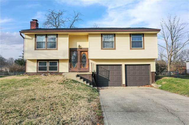550 Oakridge Way, Greenwood, IN 46142 (MLS #21760826) :: Corbett & Company