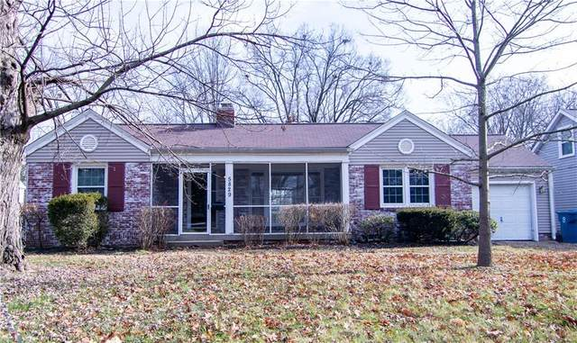 5829 N Oxford Street, Indianapolis, IN 46220 (MLS #21760827) :: The Indy Property Source