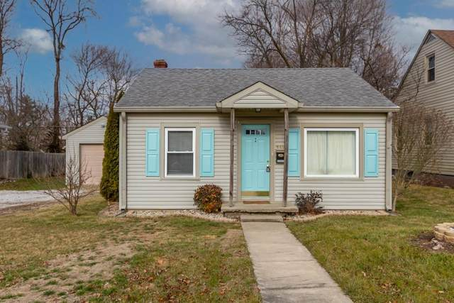 444 W Wiley Street, Greenwood, IN 46142 (MLS #21760847) :: Corbett & Company