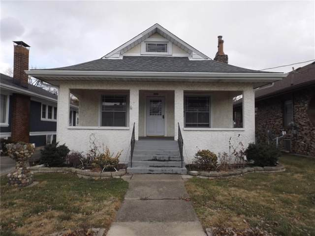 220 N Vine St, Shelbyville, IN 46176 (MLS #21760862) :: The Indy Property Source