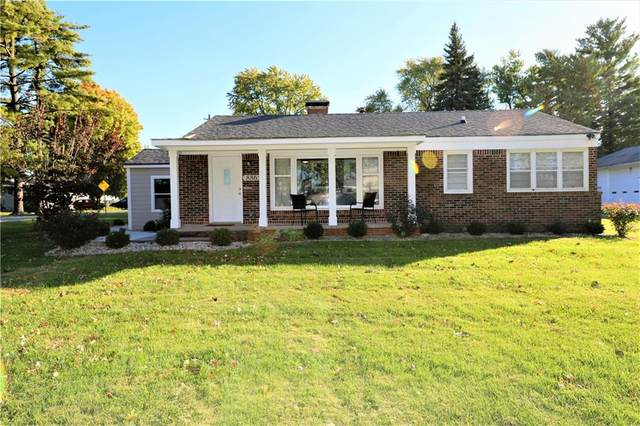 8865 South Street, Fishers, IN 46038 (MLS #21760883) :: Realty ONE Group Dream