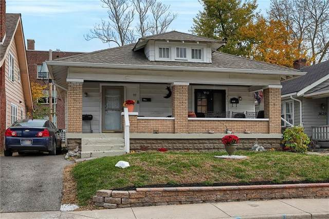 3633 Salem Street, Indianapolis, IN 46208 (MLS #21760894) :: Anthony Robinson & AMR Real Estate Group LLC